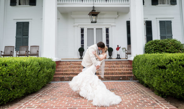 Country Plantation Wedding | Tuscaloosa Wedding Photographer