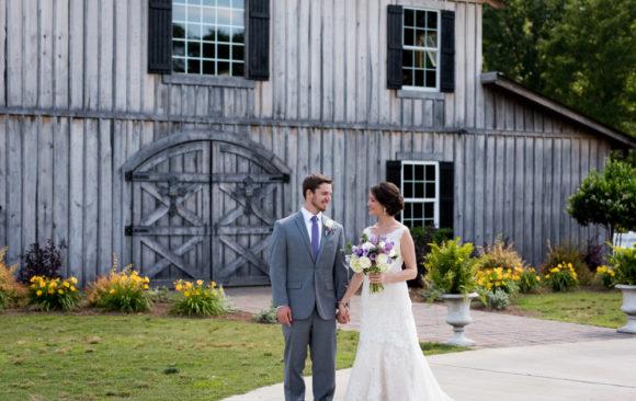 Southern Barn Wedding | Gadsden Wedding Photography