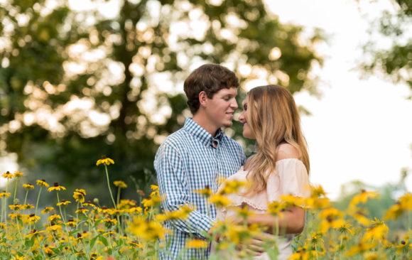 Tuscaloosa Wedding Photographer | Summer Engagement