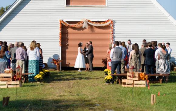 Family Farm Wedding | Montgomery Wedding Photographer