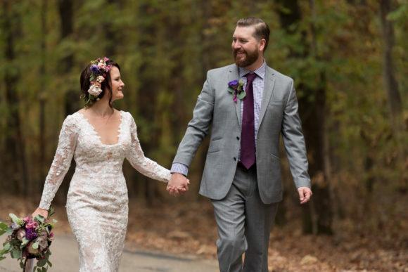 Barn Wedding | Montgomery Wedding Photographer