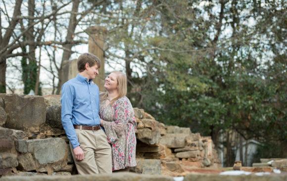 Tuscaloosa & University of Alabama | Tuscaloosa Engagement Photography
