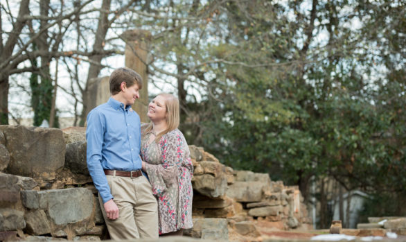 Tuscaloosa & University of Alabama | Tuscaloosa Engagement Photography