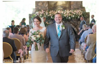 walking down aisle northriver yacht club tuscaloosa wedding