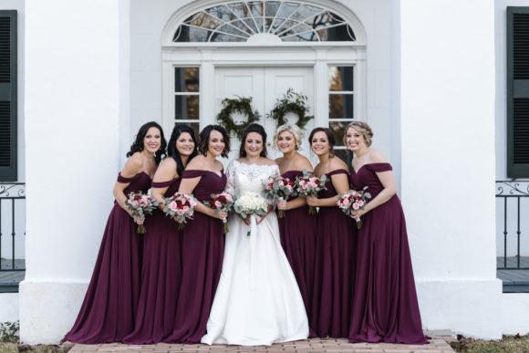 Demopolis Winter Wedding | Tuscaloosa Wedding Photographer