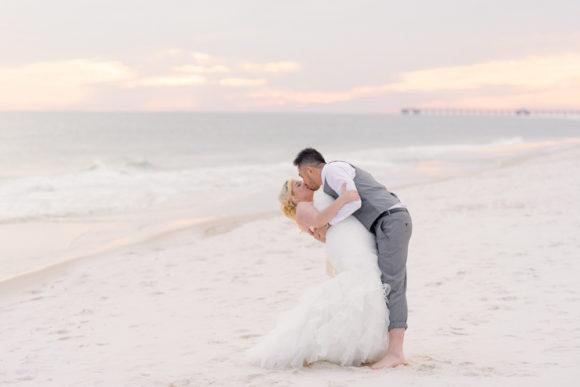 Beach Destination Wedding | Gulf Shores Wedding Photographer