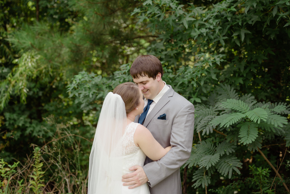 birmingham photographer bride and groom embracing